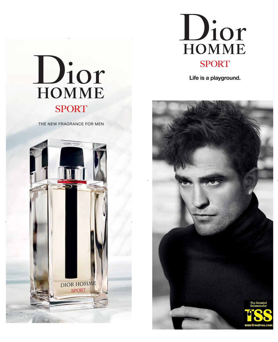 Perfumes for men Dior Homme Sport