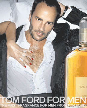 Musto on Tom Ford